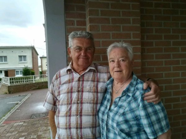 Mes grands parents paternel