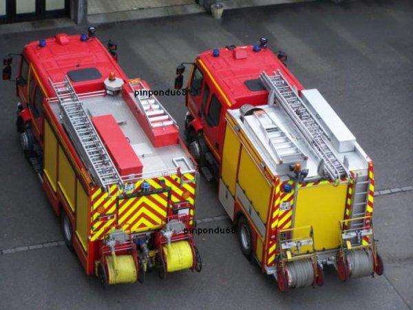 FPTSR 1 et FPTSR 2 Mulhouse