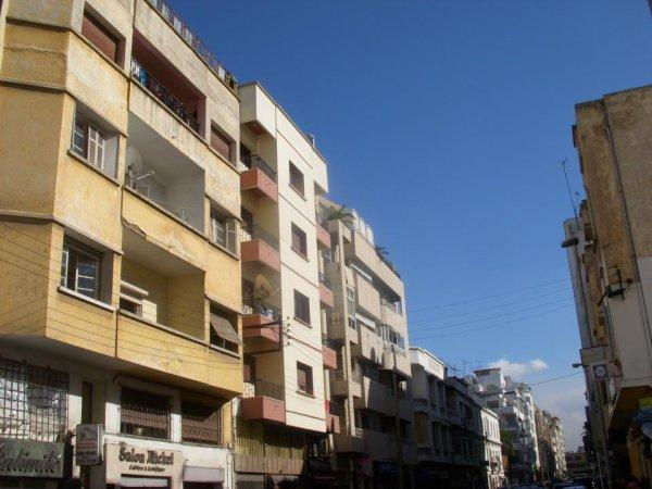 Quartier Gauthier Casablanca