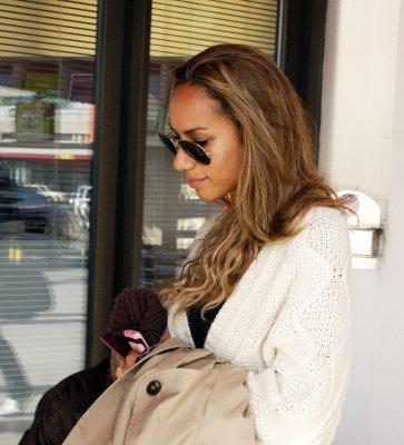 Leona Lewis en Allemagne (Berlin)