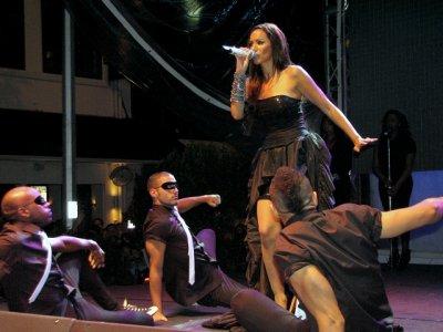 Concert de Leona en Malaisie <3
