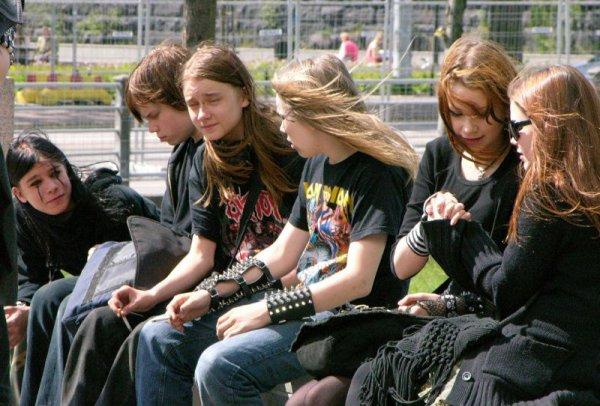 le rock et son impact