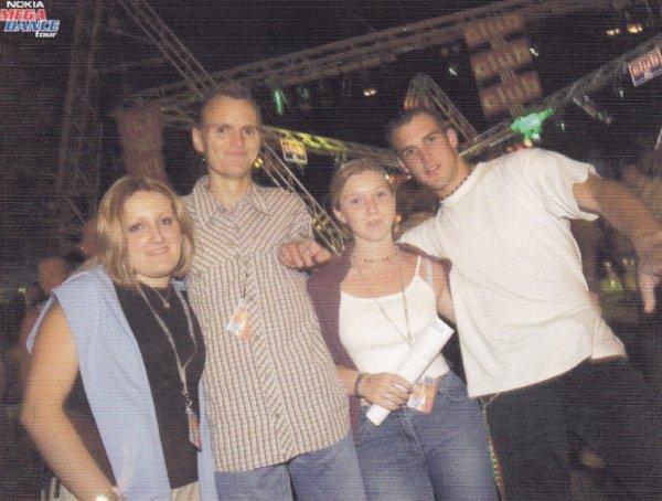 Méga Dance Tour 2003 Han-sur-Lesse
