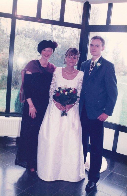 Mariage Nathalie 2004