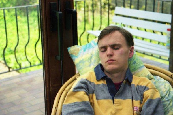 Petite sieste véranda 2005