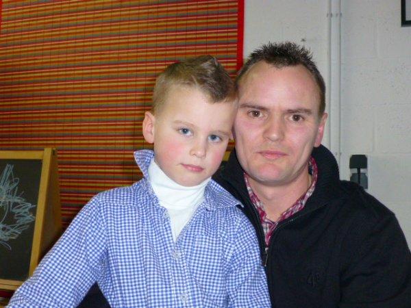 Moi et mon fils, ma raison de vivre