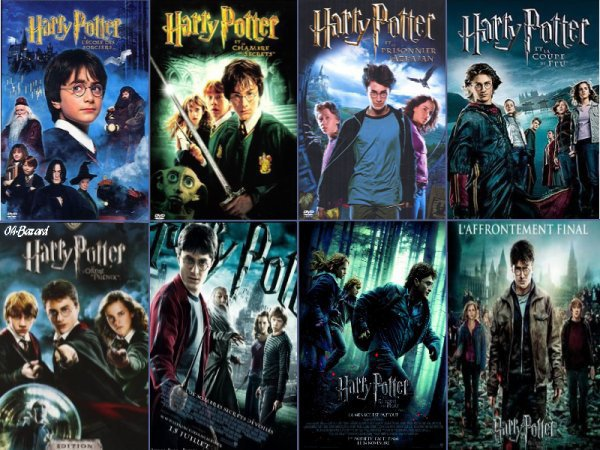 Harry potter streaming blog de fiction harry potter - Harry potter chambre secrets streaming ...