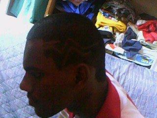 ma coupe de cheveux