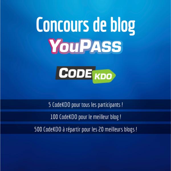 Grand concours de la Toussaint YouPass