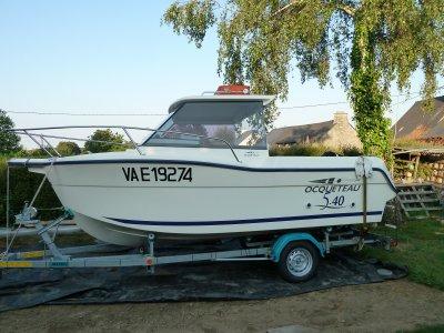 mon bateau tout neuf