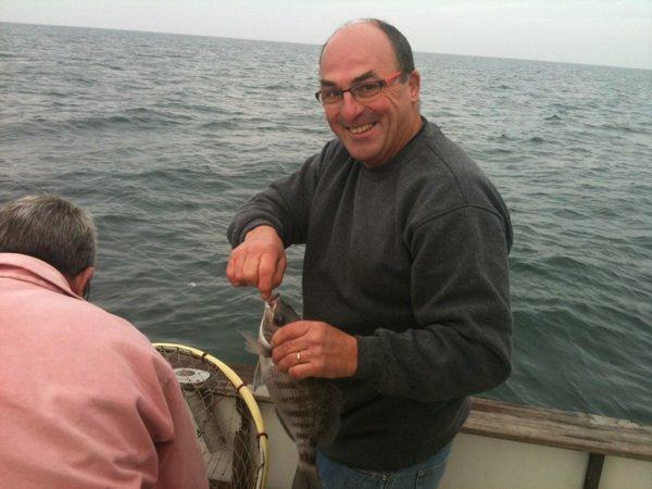 Pêche à la dorades