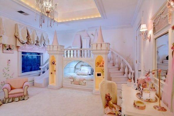 la chambre de rêve d'une petite fille - blog de chic---choc