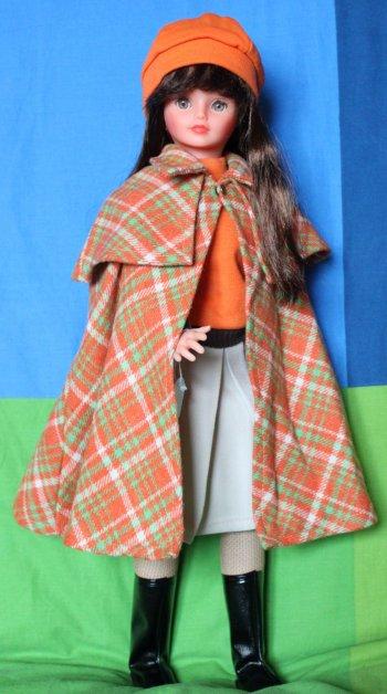 Cathie en Tenue Cortina 75