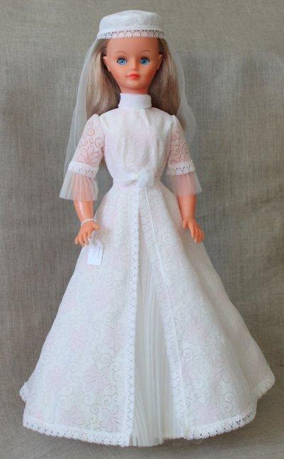 Cathie en Mariée 75