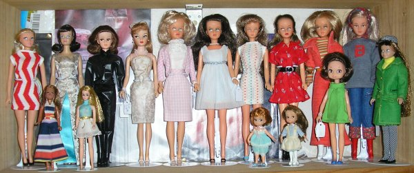 Mes mannequins petites tailles