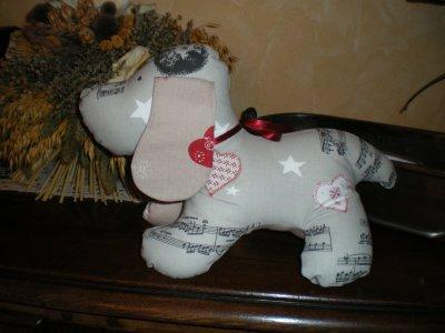 Un petit chien pour Noël, Mozart