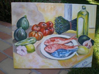 En vrac, bidouilles de Pâques et peinture