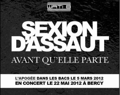 Sexion d'assaut / Avant Qu'Elle Parte (2012)