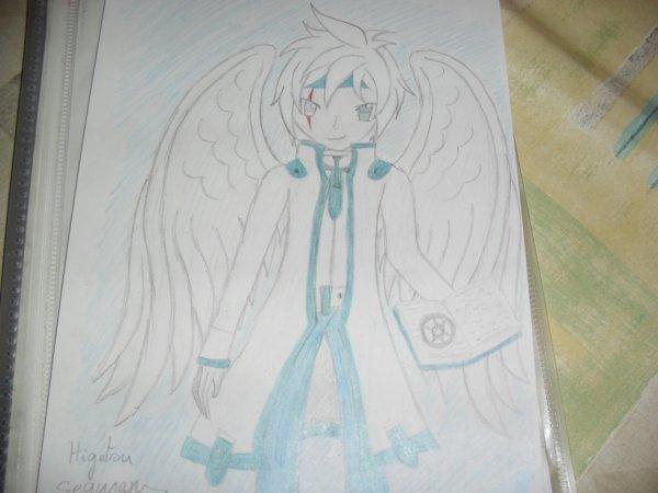 Higetsu , enfant de la Lune