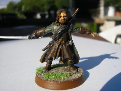 Aragorn / Grand-Pas