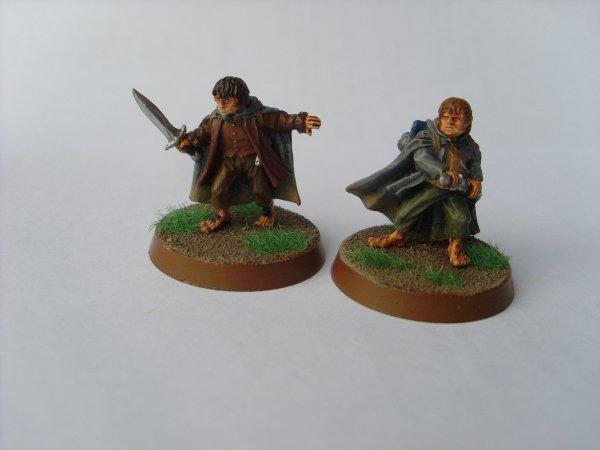 Frodon Sacquet & Sam Gamegie
