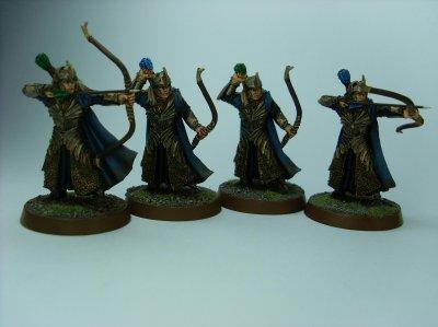 Archers Galadhrims