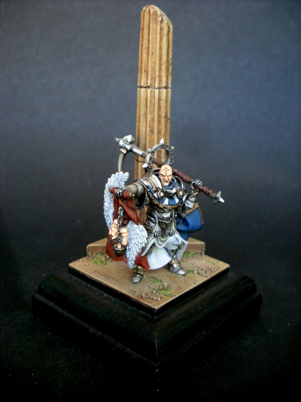 Sered, Commandeur Templier