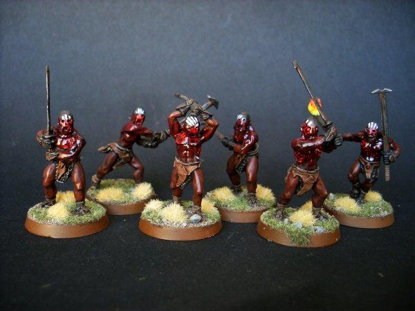 Légions de la Main Blanche - Partie 7