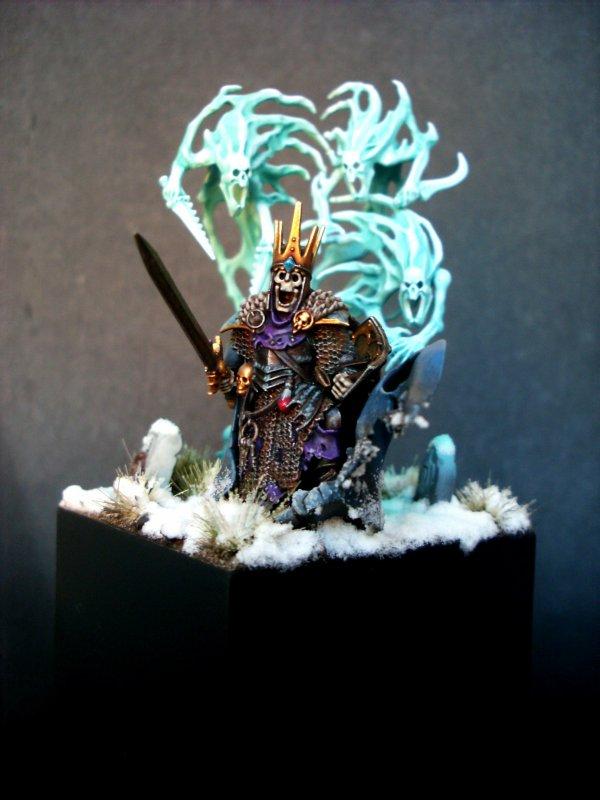 Roi Revenant des Comtes Vampires (Dead Rising)