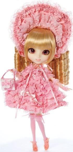 Commande d'une nouvelle dolls :)