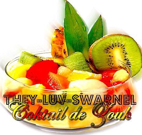La musique Sucrée du Soleil , Venez vous rafraîchir D'un coktail fruitée en zoukan !! (l)   They-Luv-Swarnel : Toutes les nouveautés sont ici !!!