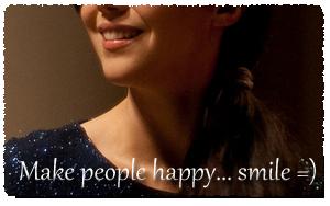 Un simple sourire...
