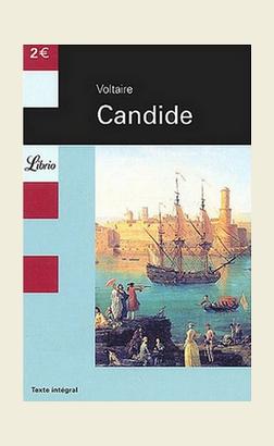 Candide - Voltaire_______________________________________★☆☆☆☆ 2¤ [ Editions Librio ]