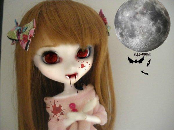 Pullip Vampire et Zombiz pour Pink-Pullip ^^
