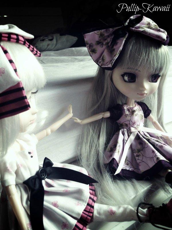 PhotoShoot Shirona ♥ Suigintou ♥♥