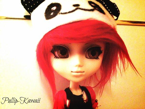 Bonnet Panda ♥ Barasuishou ♥