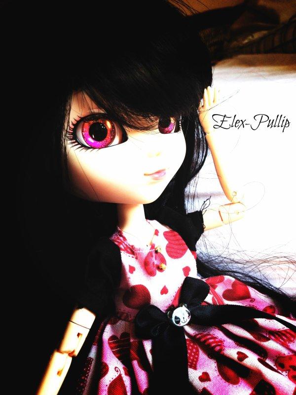 Tikina ♥ New Eyes :p