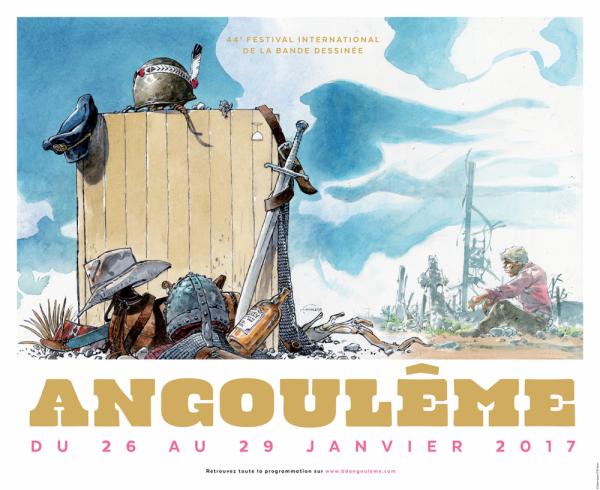 Angoulême 2017