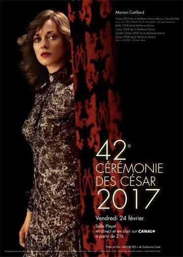 En route pour les César 2017