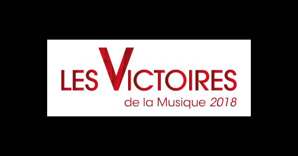 Les Victoires de la Musique 2018