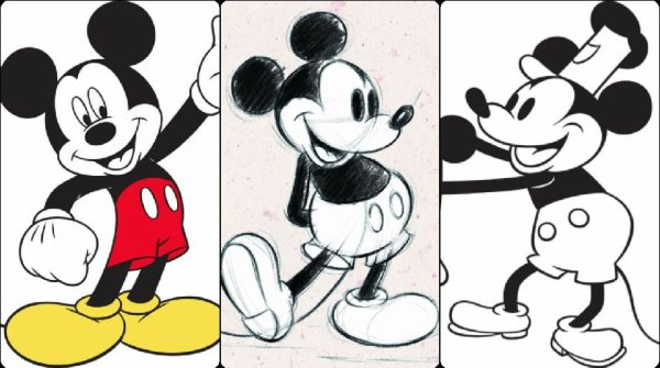 Mickey Mouse a 90ans