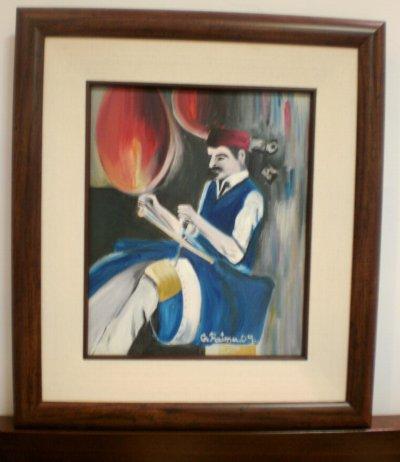 tableau peinture à l'huile