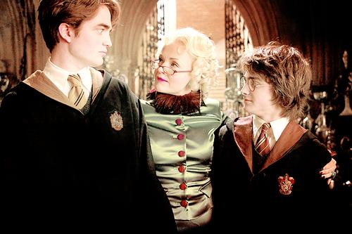 Harry Potter : Pour celle qui ne le savent pas,Rob a jouer dans Harry Potter ;)  Je trouve qu'il a bien jouer dedans,il est né pour être acteur....