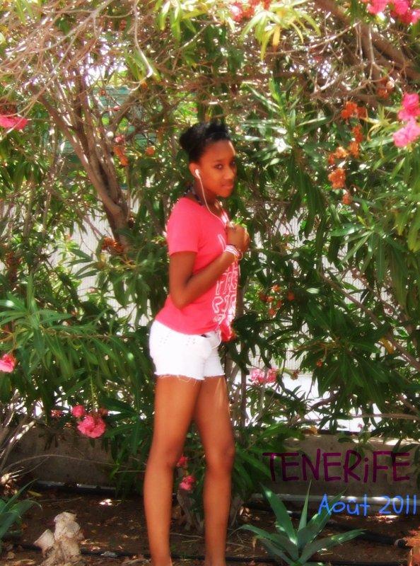 TENERiFE AOÛT 2011