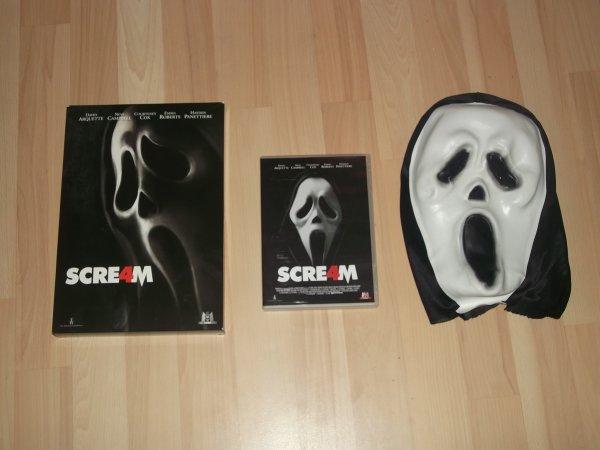 Scre4m (4) DVD