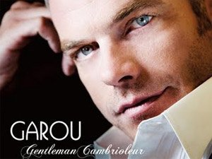 Le crooner version Garou