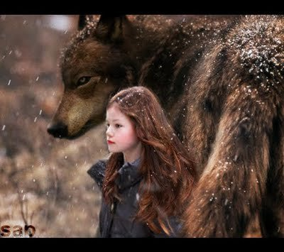 Renesmee et jacob