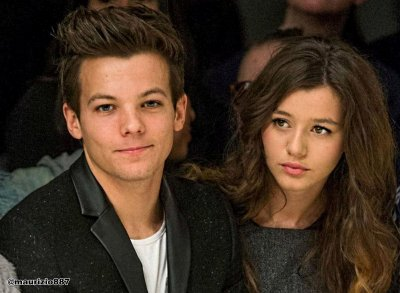 Louis et Eleanor ♥
