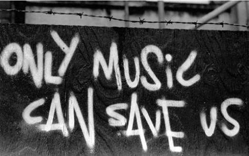 I listen to music all the time !