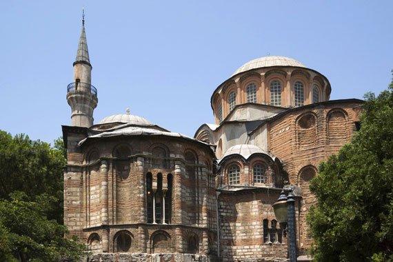 l'architecture bizantine a ISTAMBUL